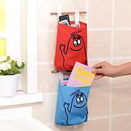 home stěna skříň jednobarevná pověsit tašku kuchyňské utěrky sedlové brašny (náhodné barvy)