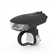 luzes do fulgor da bicicleta LED Ciclismo Super Leve Lumens Bateria Ciclismo