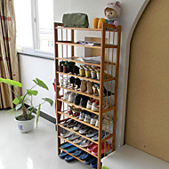Wood for Shoes Rack & Hanger Others Brown