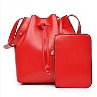 Női PU Hivatalos / Alkalmi Válltáska / vödör táskák