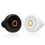 mini bluetooth headset trådløse i øret hovedtelefon stereo musik øretelefoner mikrofon bil håndfri universal mobile headsets