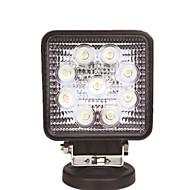 Acacia® פנסי ראש LED 27(W) Lumens 1 מצב - AG13 Dimmable רב שימושי פלסטיק