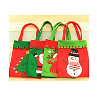 handgemachte Weihnachtsgeschenkbeutel
