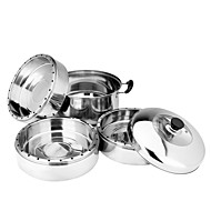 Stainless Steel Steamer  Four Layers 30cm