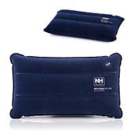 Travesseiro de Viagem Portátil Descanso em Viagens para Portátil Descanso em Viagens Azul Escuro Verde Azul