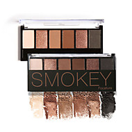 6 Eyeshadow Palette Dry Eyeshadow palette Powder Normal