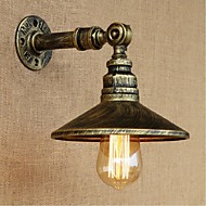 AC 220V-240V 40W E27 Industrial Style Nordic Water Pipe Wall Lamp Wall Light
