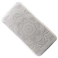 wikoのためのlenny3 lenny2電話ケースカバー曼荼羅のパターン塗られたtpuの材料