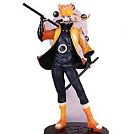 Naruto Naruto Uzumaki PVC 22cm Anime Toimintahahmot Malli lelut Doll Toy