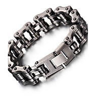 Kalen New Bike Chain Bracelet Cool Biker Bicycle Chain Men's Bracelet Fashion 316L Stainless Steel Hand Chains