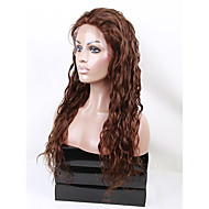 glueless laço frontal peruca brasileira dianteira do laço da onda do corpo profunda perucas de cabelo humano para as mulheres negras