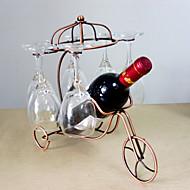 Stojany na víno Slitina železa,33*24*31CM Víno Příslušenství
