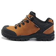 Unisex Athletic Shoes Spring / Summer / Fall / Winter Comfort Nappa Leather Outdoor / Athletic / Casual Brown Hiking
