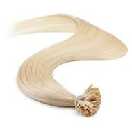 neitsi 16 '' 25g europejskie ludzkich włosów rozszerzenia prosto wstępnie połączone końcówki paznokci u Remy aaaaa jakości włosów p24 / 60