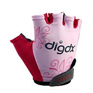 DLGDX® Luvas Esportivas Mulheres / Crianças Luvas de Ciclismo Primavera / Verão / Outono Luvas para CiclismoAnti-Derrapagem / Vestível /