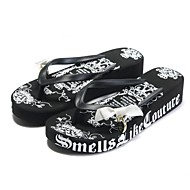 Women's Sandals Summer Slingback Rubber Casual Platform Others Black Pink White Others