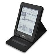 hånd-hold læder cover taske til amazon 2014 nye Kindle Touch 7 7. generation eBøger eReader