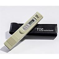 vízminőség érzékelő TDS toll három kulcs hőmérséklet méréssel TDS-3 vízminőség vizsgálati toll