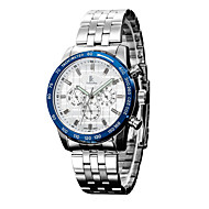 Men's Fashion Watch / Wrist watch / Mechanical Watch Automatic self-winding Calendar / Water Resistant/Water Proof / NoctilucentStainless