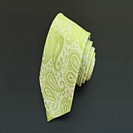 Vzor - Kravata (Zelená , Polyester)