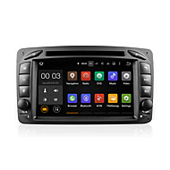 7 pollici Android 5.1 Car DVD Player sistema multimediale WiFi DAB per Mercedes-Benz Classe C W203 du7063lt