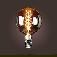 bofa G150 e40 25w antique edison seda lâmpada bolha bola (85v-265v)