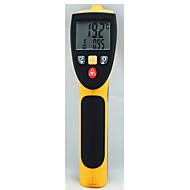 dt802 infravörös hőmérő kettős lézer adó