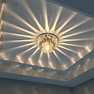 LED Ceiling Lights Crystal Ice Recessed Downlight for Living room