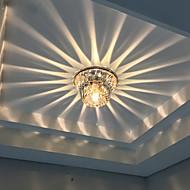 תאורת תקרה לבן חם / לבן קר קריסטל / LED / סגנון קטן / נורה כלולה חלק 1