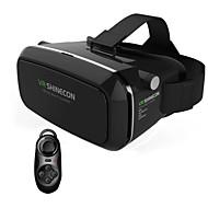 vr virtuelle virkelighed 3d glasses headset head mount 3d til 3,5-6,0 tommer telefon + bluetooth fjernbetjening