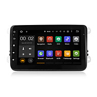 8 Inch Android 5.1 Car DVD Player Multimedia System Full Screen Touch Wifi DAB for VW Magotan 2007-2011 Golf 5 Golf 6 Caddy Polo V 6R SEAT DU8025LT