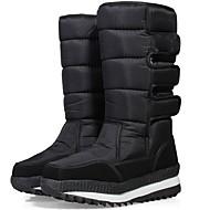 Støvler-Spandex Fabric-Komfort-Unisex-Sort Blå-Udendørs Fritid