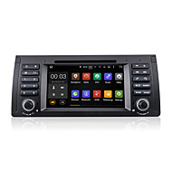 7 inch Android 5.1-auto dvd-speler multimediasysteem wifi dab voor BMW E39 du7061l