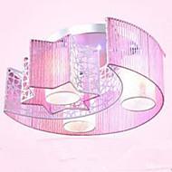 Takmonteret ,  Moderne / Nutidig Krom Funktion for LED Metal Soveværelse Børneværelse