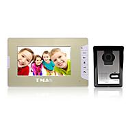 """tmax® 7 """"LCD fényképezés video kaputelefon csengő otthoni bejegyzésben kaputelefon 500tvl éjjellátó kamera"""