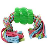 Brinquedo Para Cachorro Brinquedos para Animais Brinquedo Para Higiene Oral Corda