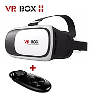 VR  3D Glasses 2.0 Version Virtual Reality Video Movie Game Glasses Headset with Gamepad