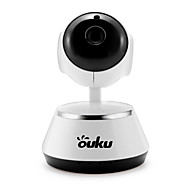 OUKU® Cheap Home Security Camera 720P HD IP Camera Smart WIFI Webcam Night Vision Baby Monitor Home Safety