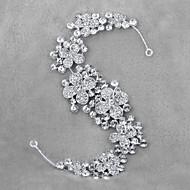 Women's Alloy Cubic Zirconia Headpiece-Wedding Special Occasion Headbands 1 Piece