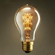 A19 pentagram 220v-240v 40w Edison pærer mainstream europeisk og amerikansk vintage kaffe lyspærer