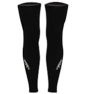 Leg Warmers/Knee Warmers Bike Thermal / Warm Lightweight Materials Comfortable Protective Unisex Black Terylene