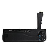 pixel® E13 zrcadlovka grip černá baterií pro Canon 6D