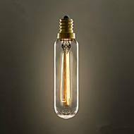 T22 trubka E14 220V-240V 40w E27 Edison šroubovacím žárovka trochu retro lustry lehký průmysl