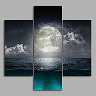 Canvas Set Ingelijste canvas Landschap Modern,Drie panelen Canvas Elke vorm Print Art wall Decor For Huisdecoratie