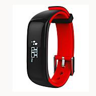 NONE Smart BraceletVízálló / Hosszú készenléti idő / Elégetett kalória / Lépésszámlálók / Edzésnapló / Sportok / Szívritmus monitorizálás