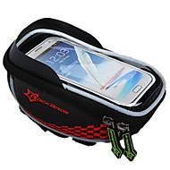 FahrradtascheFahrradlenkertasche Wasserdicht Wasserdichter Verschluß Stoßfest tragbar Touchscreen Atmungsaktiv Telefon/IphoneTasche für