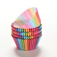 6.8cm*5cm*3.2cm Bræt For Cupcake / For Pie / spirende Papir Gør Det Selv / Høj kvalitet / Miljøvenlig