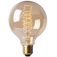 Ecolight® e27 40w 2700k warm wit loft retro industrie gloeilamp edison lamp (ac220 ~ 265v)