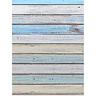 Striped Wood Background Photo Studio  Photography Backdrops 5x7FT