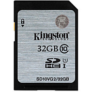 Kingston 32GB SD Kort minneskort UHS-I U1 class10